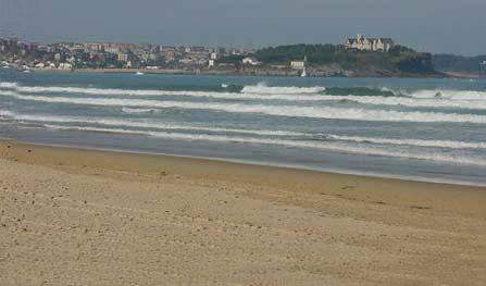 playa loredo