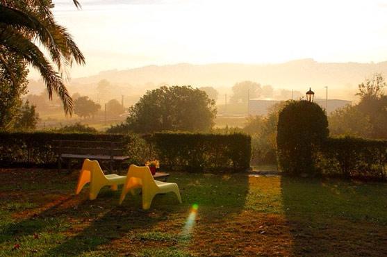 Jardín La Casona de Suesa